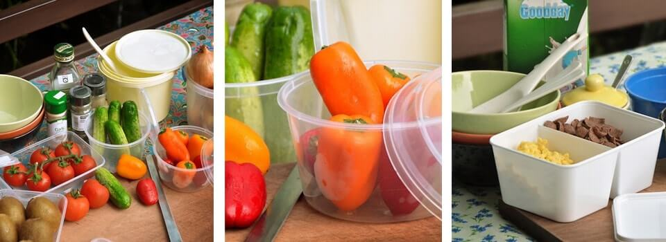 Malaysia Disposable Take Away PP Food Container Supplier